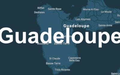 Update Guadeloupe