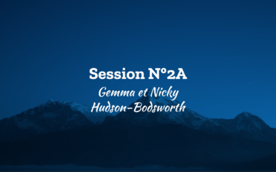 Ascension 2018 Session N°2A – Une nouvelle dynamique de jeunesse – Gemma & Nicky Hudson-Bodsworth