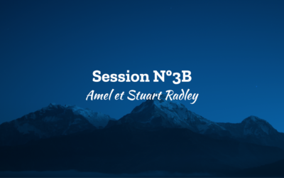 Ascension 2018 Session N°3B – Amel et Stuart Radley